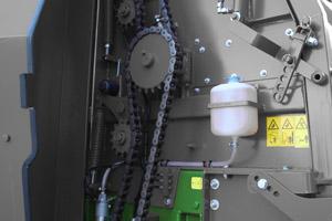 HAWE DST Streuwalzenantrieb