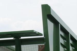 HAWE SLW Dachkantenprofil