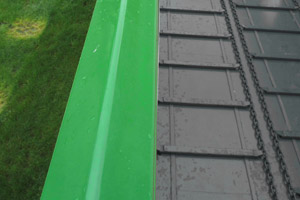 HAWE SLW_Dachkantenprofil