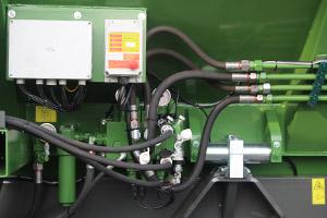 HAWE ULW Doppeltank Wiegesystem