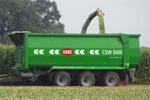 HAWE CSW maximales Volumen